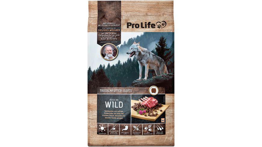 Pro Life Mössner Spezialhundenahrung Wild 5kg