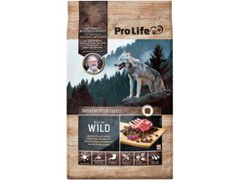 Pro Life Moessner Spezialhundenahrung Wild 5kg