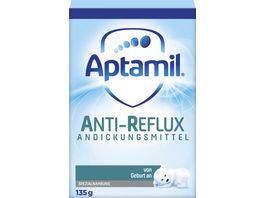 Aptamil ANTI REFLUX Andickungsmittel von Geburt an