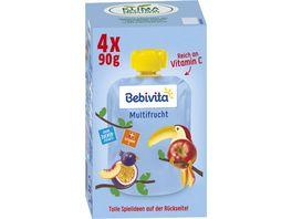 Bebivita Quetschie Multifrucht