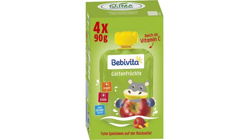 Bebivita Kinder-Spaß Gartenfrüchte