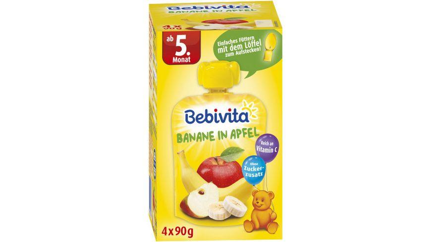 Bebivita Kinder Spass Banane in Apfel