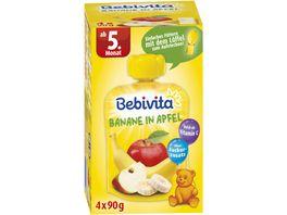 Bebivita Quetschie Banane in Apfel
