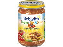 Bebivita Kinder Kueche Spaghetti Bolognese