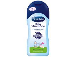 Buebchen Baby Shampoo