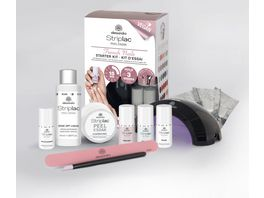 alessandro Striplac Peel or Soak Starter Kit French