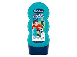 Buebchen Shampoo Duschgel Sportsfreund