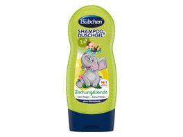 Buebchen Shampoo Duschgel Dschungelbande