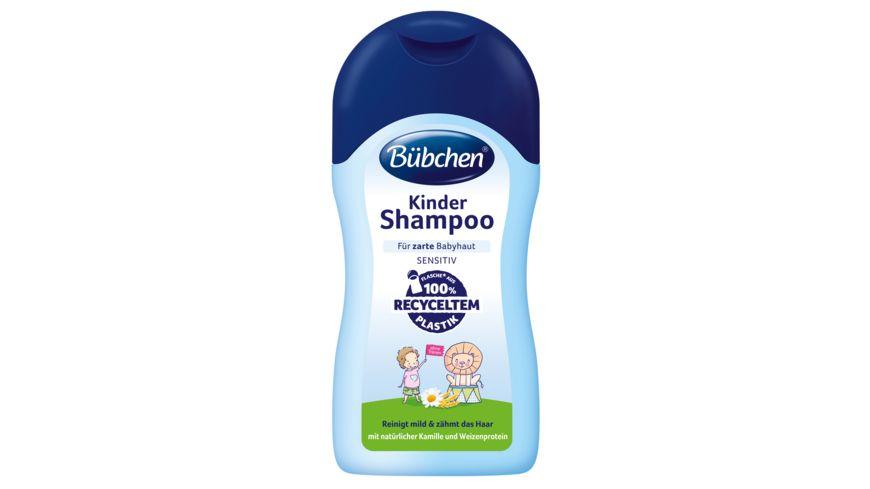 Buebchen Kinder Shampoo