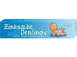 Dentinox Zinksalbe gegen Windeldermatitis