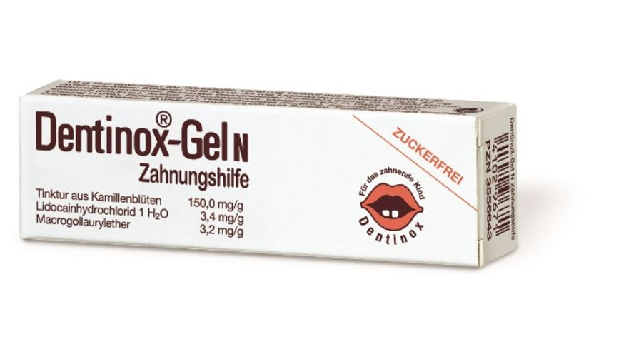 Dentinox Gel N Zahnungshilfe