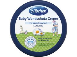 Buebchen Baby Wundschutz Creme