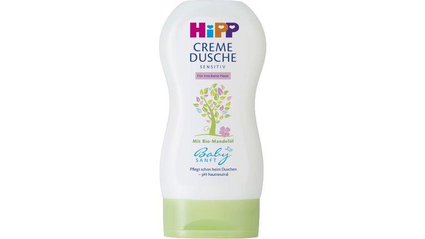 HiPP Babysanft Creme Dusche