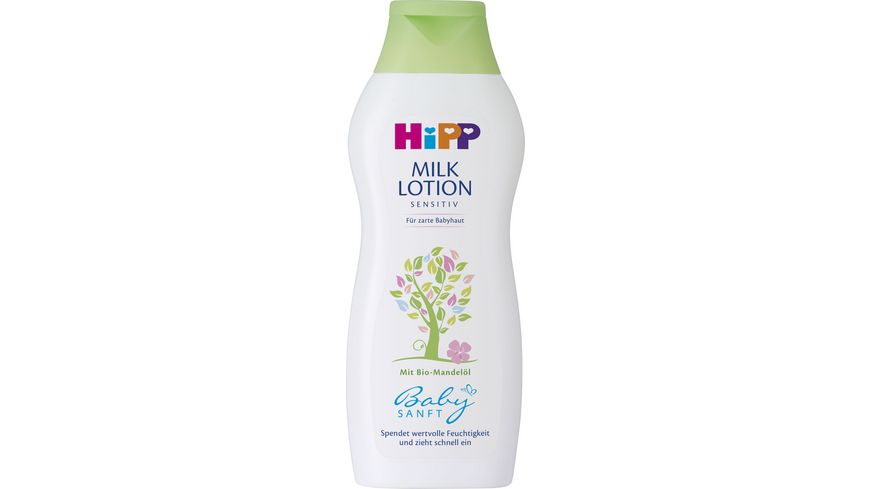 Babysanft Milk-Lotion 350ml