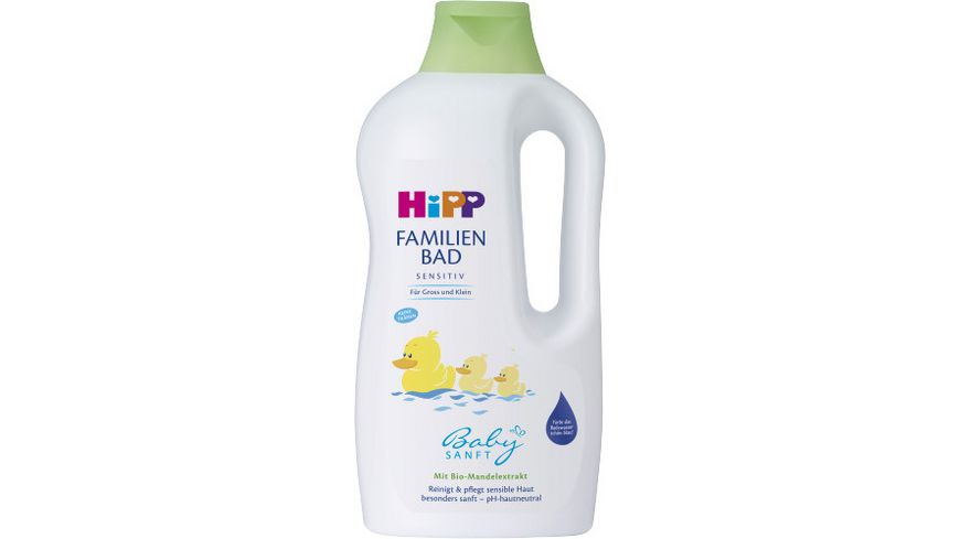HiPP Babysanft Familienbad, 1000ml