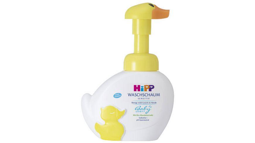 HiPP Babysanft Waschschaum Ente, 250ml