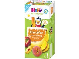 HiPP BIO Eis Zapfen Pfirsich Mango