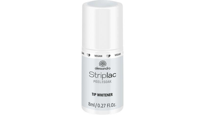 alessandro Striplac Peel or Soak Tip Whitener