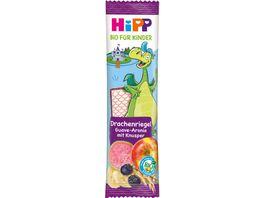 HiPP Drachen Riegel 30g Guave Aronia Fuer Kinder ab 3 Jahren