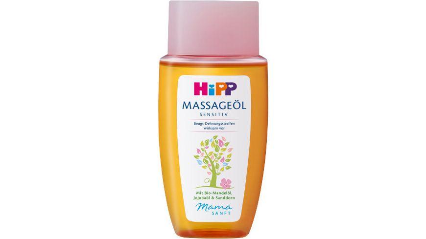 HiPP Mamasanft Massage-Öl