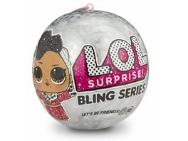 L O L SURPRISE Bling Series Let s be friends