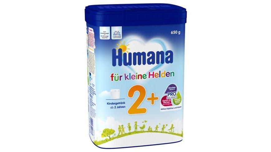 HUMANA Kindergetraenk 2