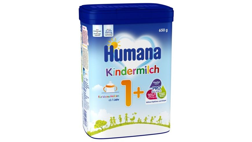 HUMANA Kindermilch 1