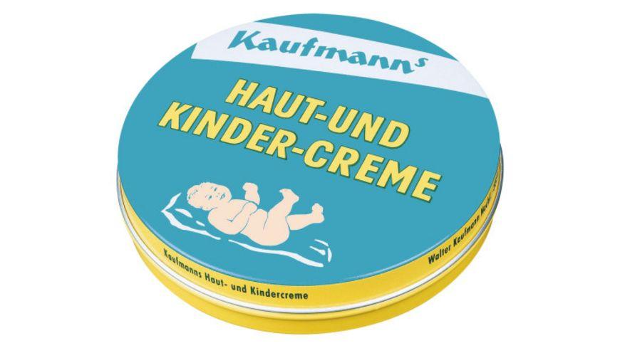 Kaufmanns Haut+Kinder-Creme