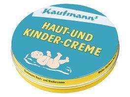 Kaufmanns Haut Kinder Creme