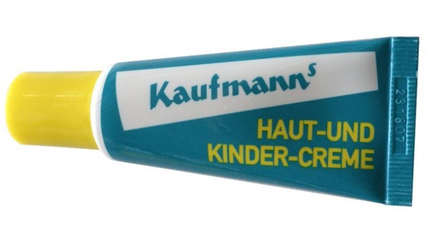 Kaufmann s Haut und Kinder Creme Tube 10ml