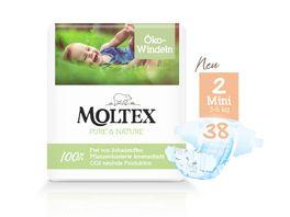 MOLTEX Pure Nature Groesse 2 Mini 3 6 kg