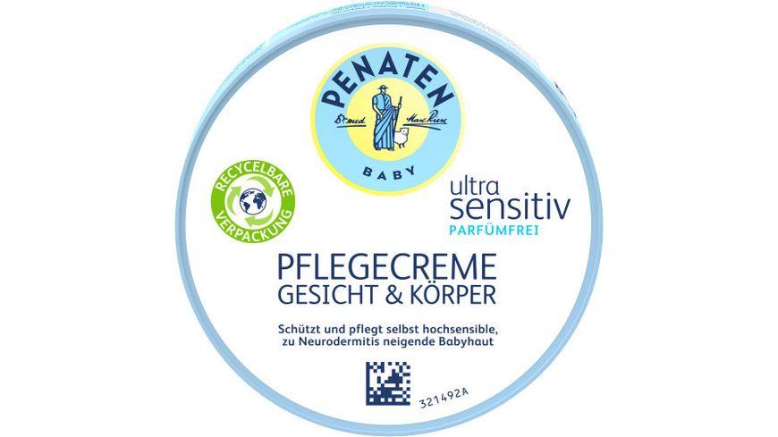 PENATEN Ultra Sensitiv Pflegecreme Gesicht & Körper