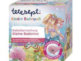 tetesept Kinder Bade Spass Kleine Badenixe