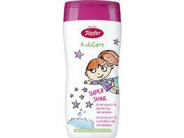 Toepfer Kidscare Super Shine Shampoo Spuelung