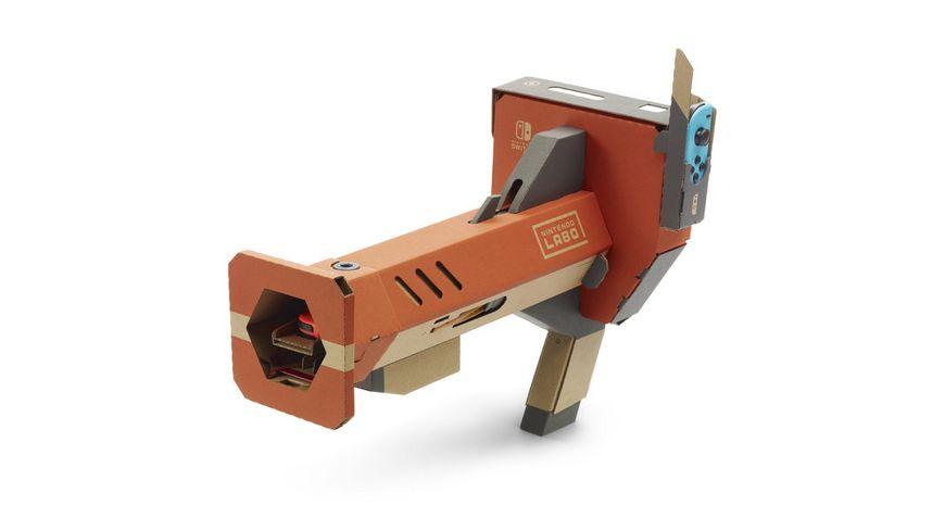 Nintendo Labo Toy Con 04 VR Kit VR Brille Blas