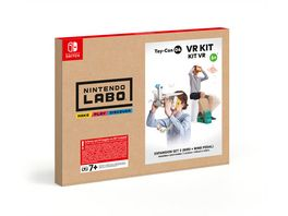 Nintendo Labo Toy Con VR Kit 04 Vogel Windpe