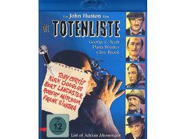 Die Totenliste clever konstruiertes All Star Krimipuzzle Deutsche Blu ray Premiere limitiert auf 999 Exemplare
