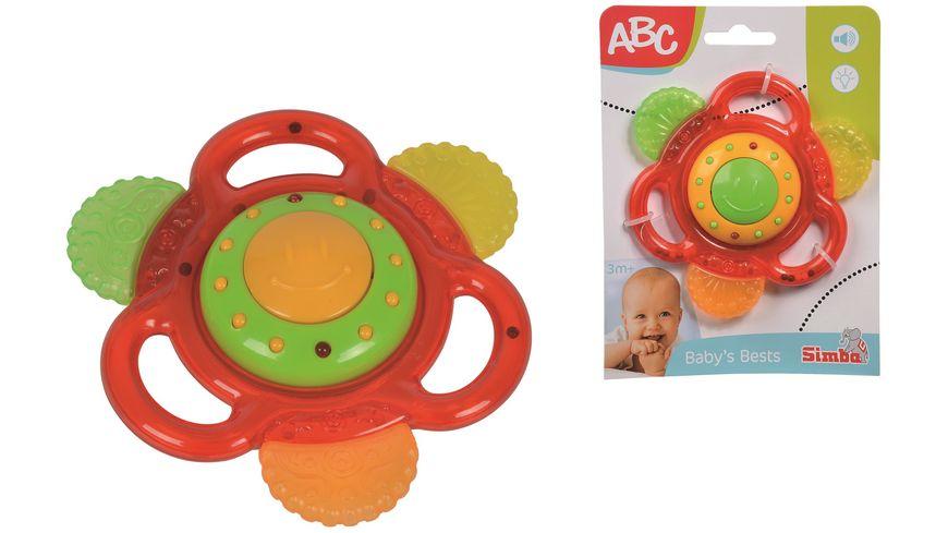 Simba ABC Musikrassel 1 Stueck sortiert