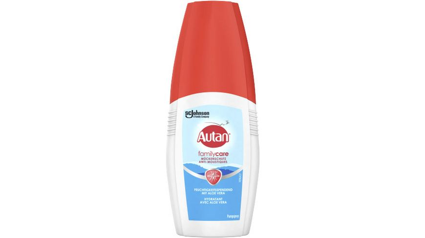 Autan Family Care Pumpspray