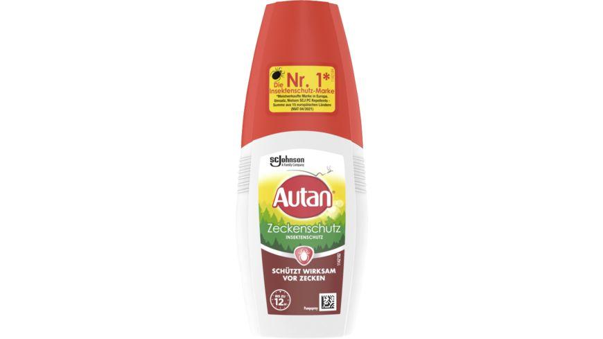 Autan Protection Plus Zeckenschutz