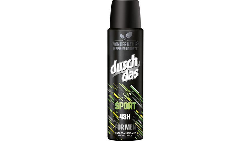 duschdas For Men Sport Anti Transpirant