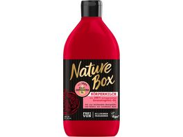 Nature Box Body Lotion Granatapfel