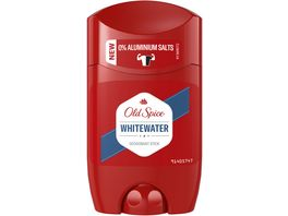 Old Spice Whitewater Deodorant Stick