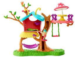 Mattel Enchantimals Schmetterling Spielhaus