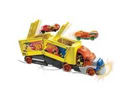 Mattel Hot Wheels Super Stunt Transporter