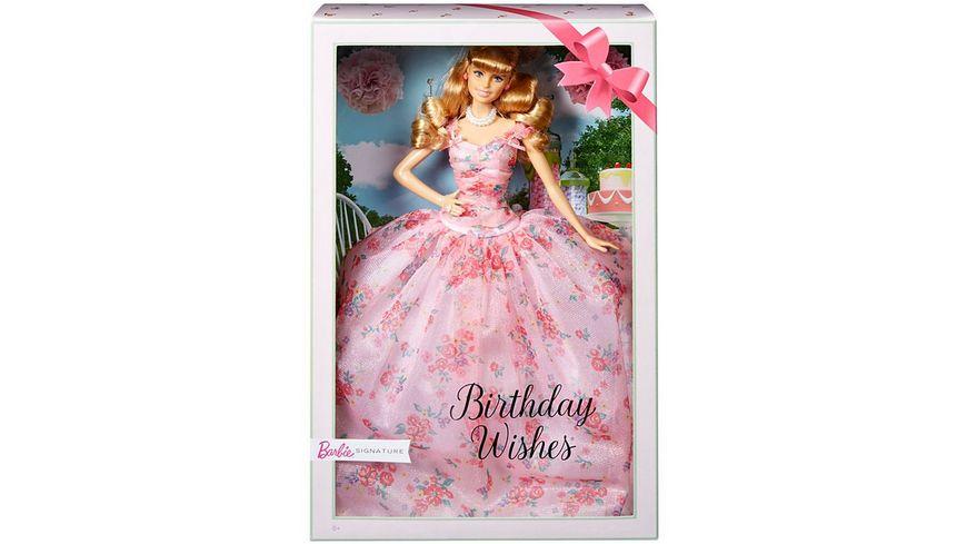 Mattel Barbie Signature Birthday Wishes Puppe