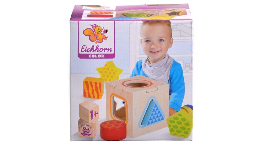 Eichhorn Steckbox
