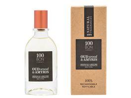 100BON Concentre Oud Wood Amyris Eau de Parfum