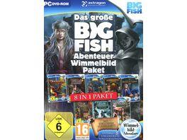 Das grosse Big Fish Abenteuer Wimmelbild Paket
