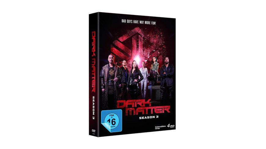 Dark Matter Staffel 4
